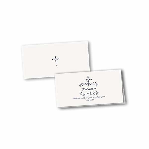 Klappkarte - Kartendesign Luca