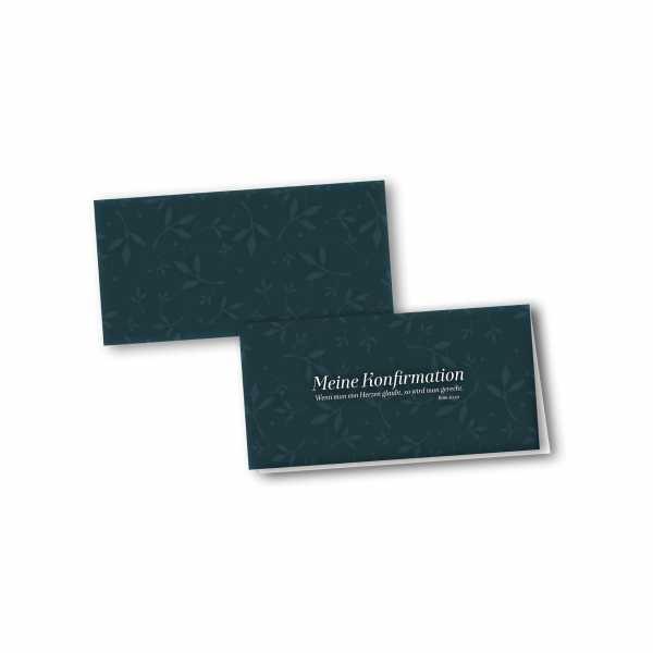Klappkarte - Kartendesign Emma