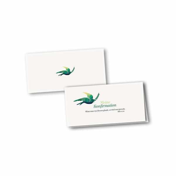 Klappkarte - Kartendesign Julian