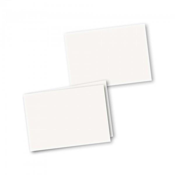 Danksagungskarte – 4-Seiter DIN-A5 Querformat Kartendesign Individual