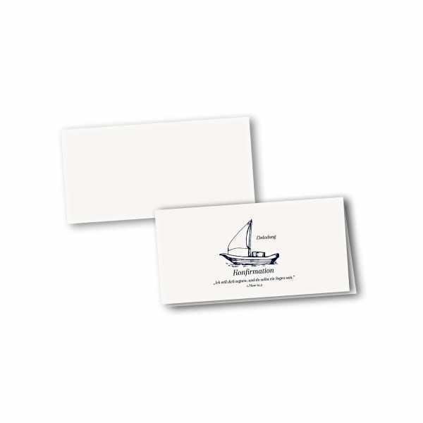 Klappkarte - Kartendesign Philipp
