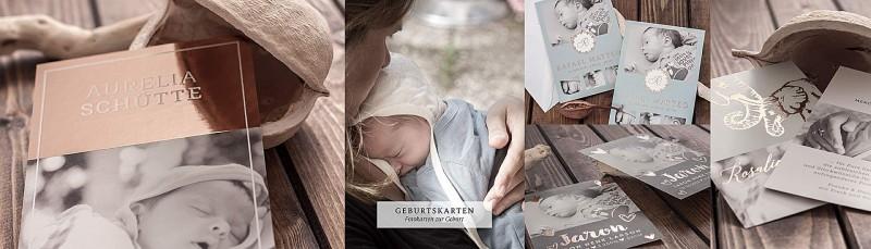 Geburtskarten für Ihren Sonnenschein