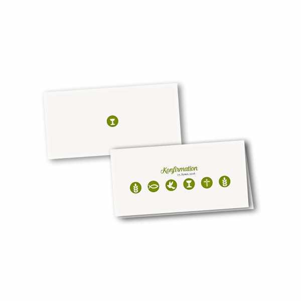 Klappkarte - Kartendesign Jonas