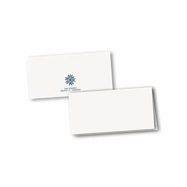 Klappkarte - Kartendesign Daniel