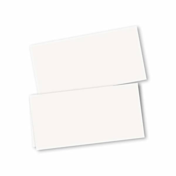 Einladungskarte – 4-Seiter DIN-lang Querformat Kopffalz Kartendesign Individual