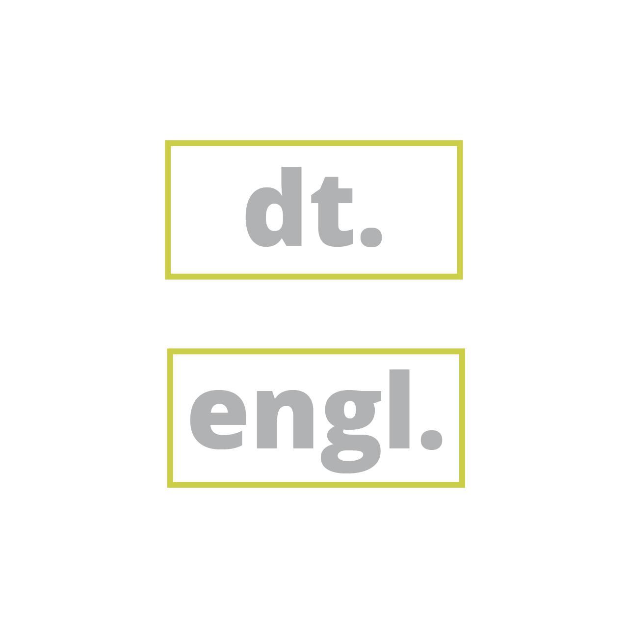 Extras_gruen_2_Sprachen_deutsch_englisch